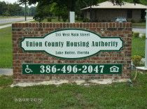 Union County FL  Housing Authority