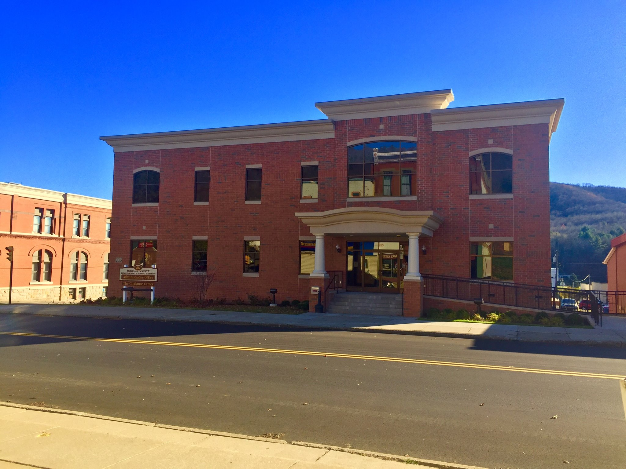 Mckean County Redevelopment and Housing Authority