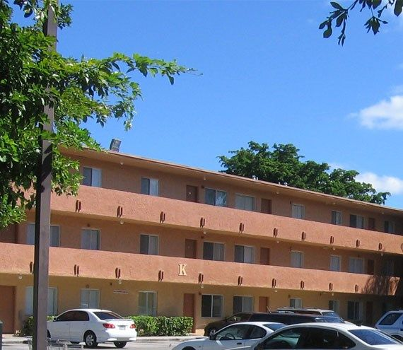 Campbell Apartment: Campbell Arms Apartments, 800 NE 12th Ave., Homestead, FL