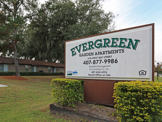 Evergreen Garden Apartments