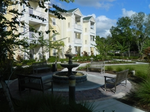Laurel Oaks Senior Affordable Apartments