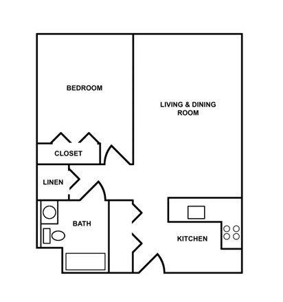 New Horizons Apartments