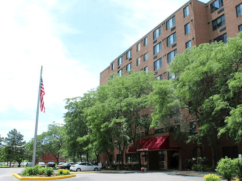 Beachpark Tower Apartments