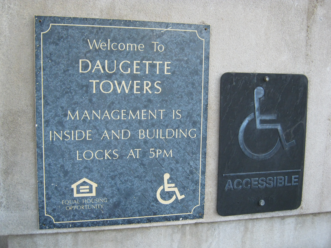 Daugette Towers - Senior Apartments
