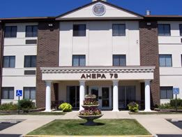 Ahepa 78  I, II, III, IV and V - Senior Affordable Living Apartments