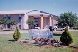 Savoy Heights Apartments