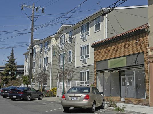 Carquinez Vista Manor - Low Income Senior Housing