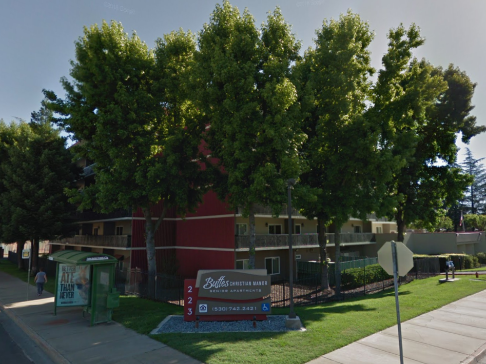 Buttes Christian Manor - Affordable Low Income Senior Apartments