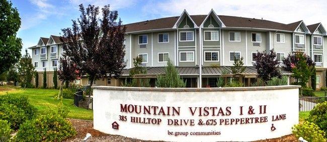 Mountain Vistas II