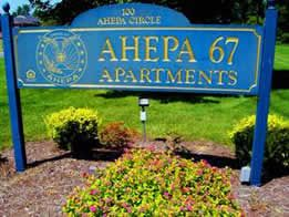 Ahepa 67 - Senior Affordable Living Apartments