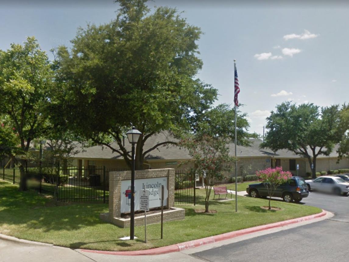 Lincoln Ridge - Affordable Senior Housing