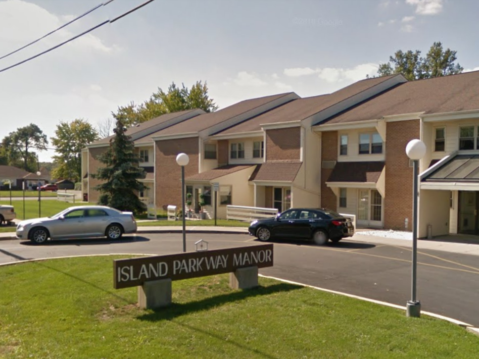 Island Parkway Manor - Affordable Senior Housing