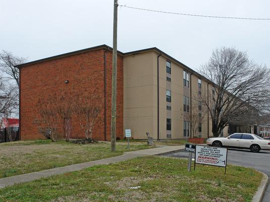 John L. Glenn Residential Center - Affordable Senior Housing