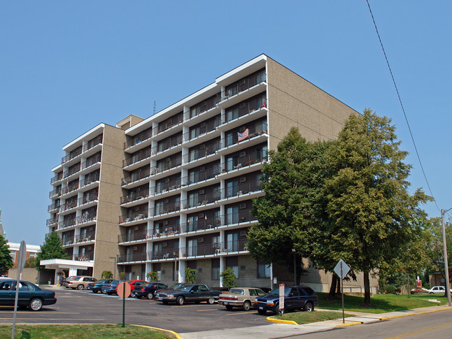 Springfield Towers - Affordable Community