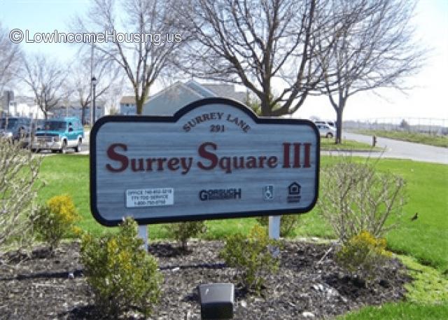 Surrey Square III Affordable Apartments, 291 Surrey Ln ...