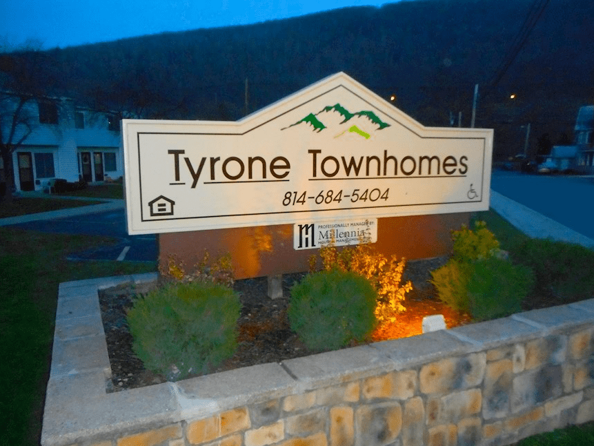 Tyrone Townhouses