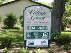 Village Green Of Byron