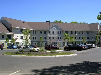 Brunswick Housing Authority, 12 Stone Street, Brunswick, ME