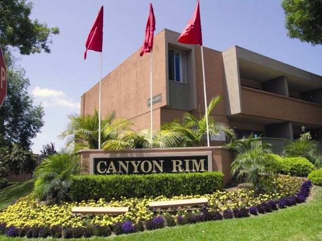 canyon rim apartments 10845 via los narcisos san diego ca 92129