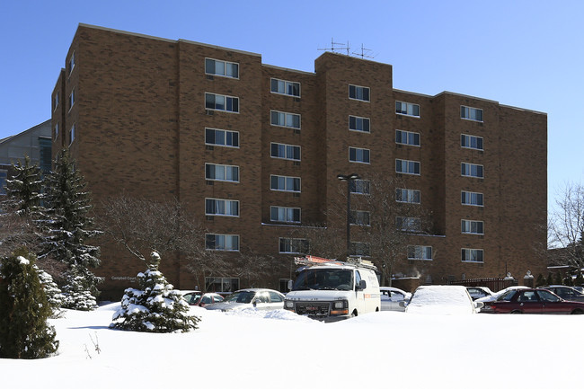 Campbell Court Apartments - Affordable Community