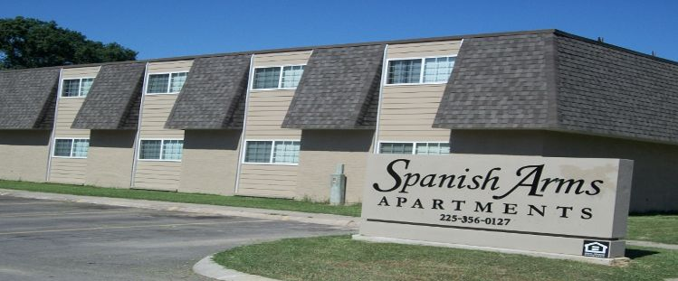 Spanish Arms Apartments, 4343 Denham Street, Baton Rouge, LA 70805 ...