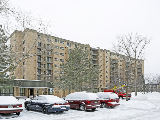 Solberg Tower - Affordable Senior Housing