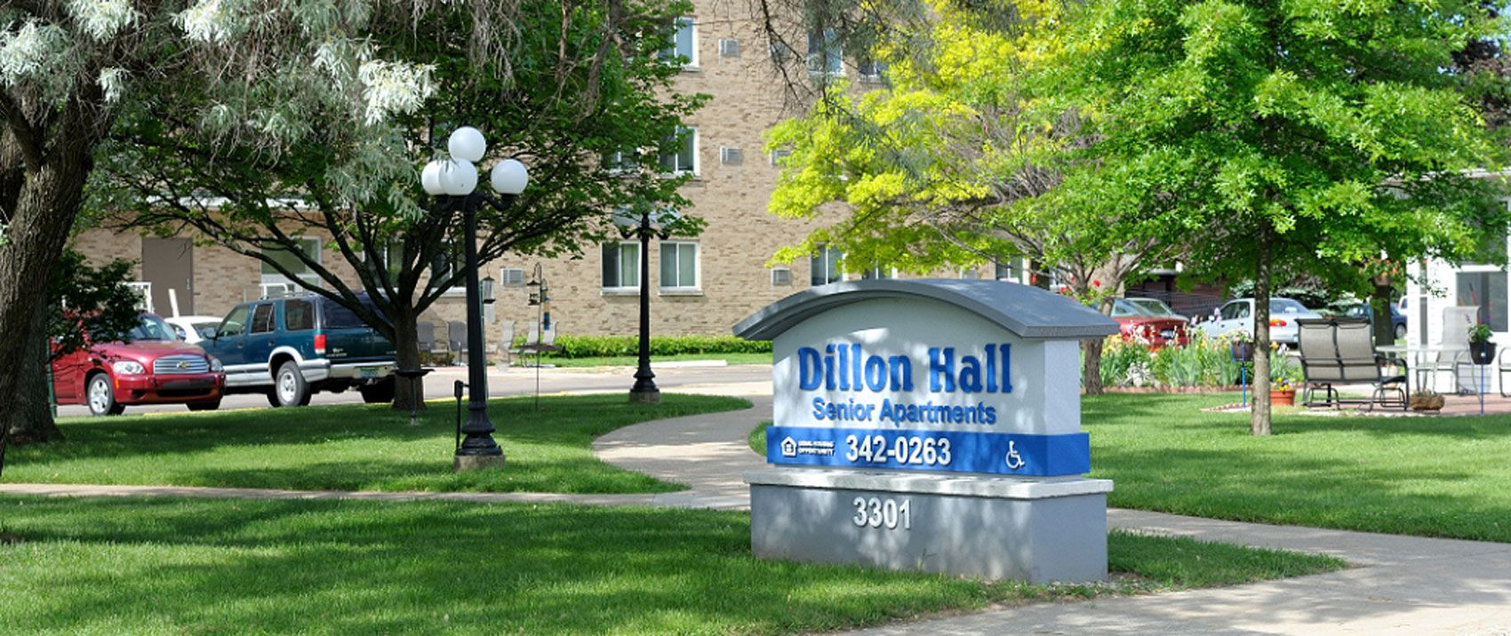 Dillon Hall Senior Apartments Is A Hud Apartment Residents Usually Pay 30 Of Their Gross Income For Rent The Amount Less Roved