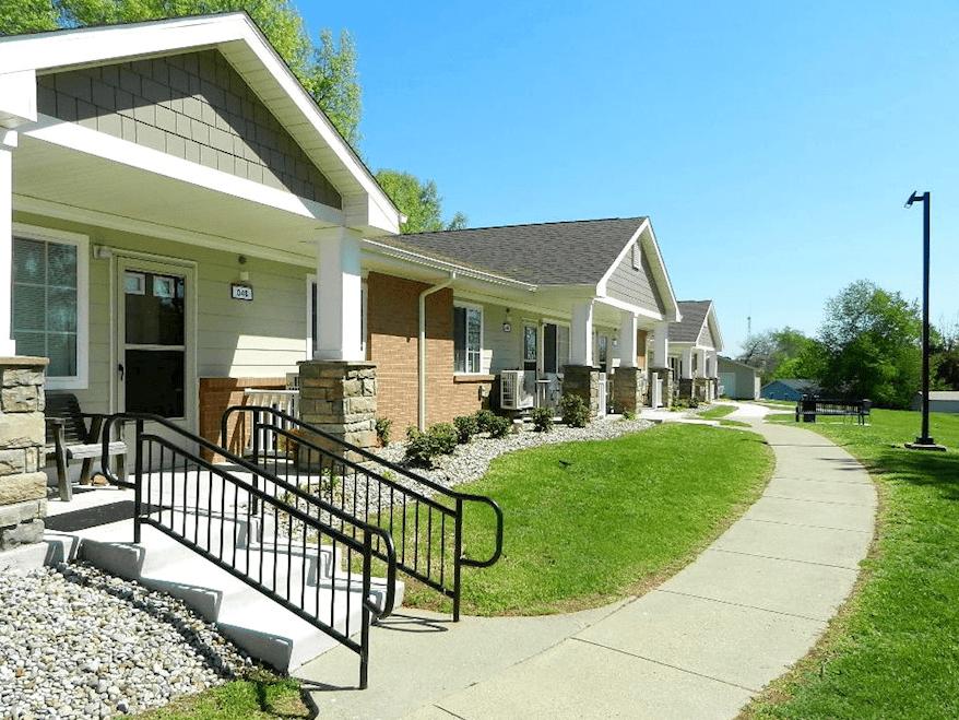 Greensburg Village