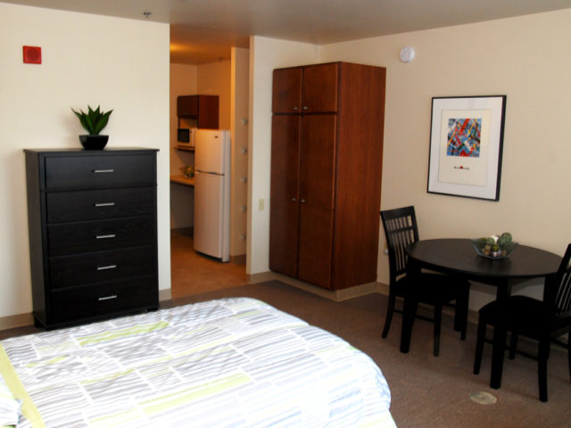 Council Tower Apartments - Affordable and Subsidized Studios