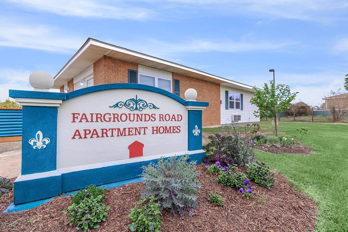 Fairgrounds Road Apartment Homes - Affordable Community