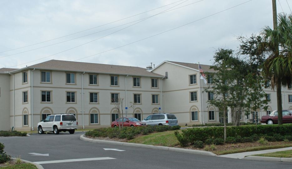 Luther Hall Apartments