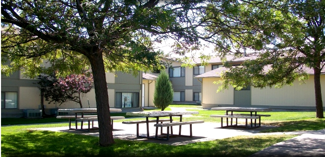 Rose Park Plaza Apartments - Affordable Community