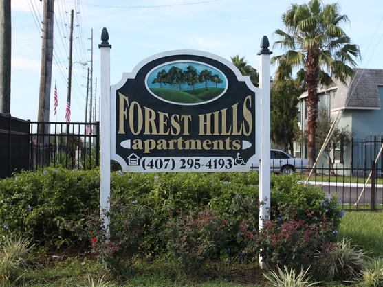 Forest Hills Apartments - Affordable Housing