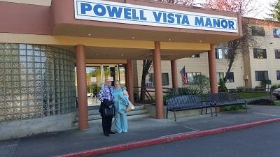 Powell Vista Manor - Low Income Senior Housing