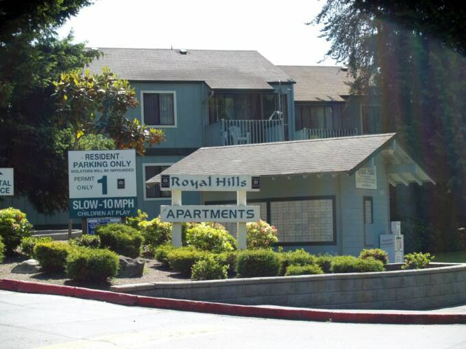 Royal Hills Apartments