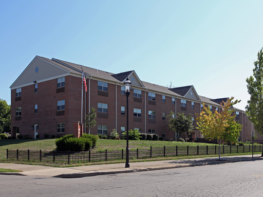 Incredible Dublin House Affordable Senior Housing 1425 Central Ave Download Free Architecture Designs Momecebritishbridgeorg