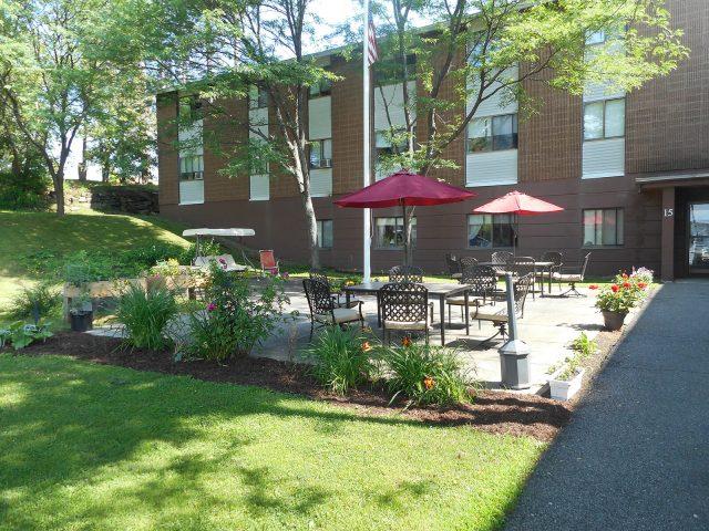Donald E. Smith Apartments