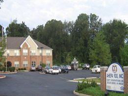 Ahepa 100 - Senior Affordable Living Apartments
