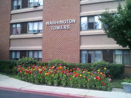 Washington Towers - Senior Apartments