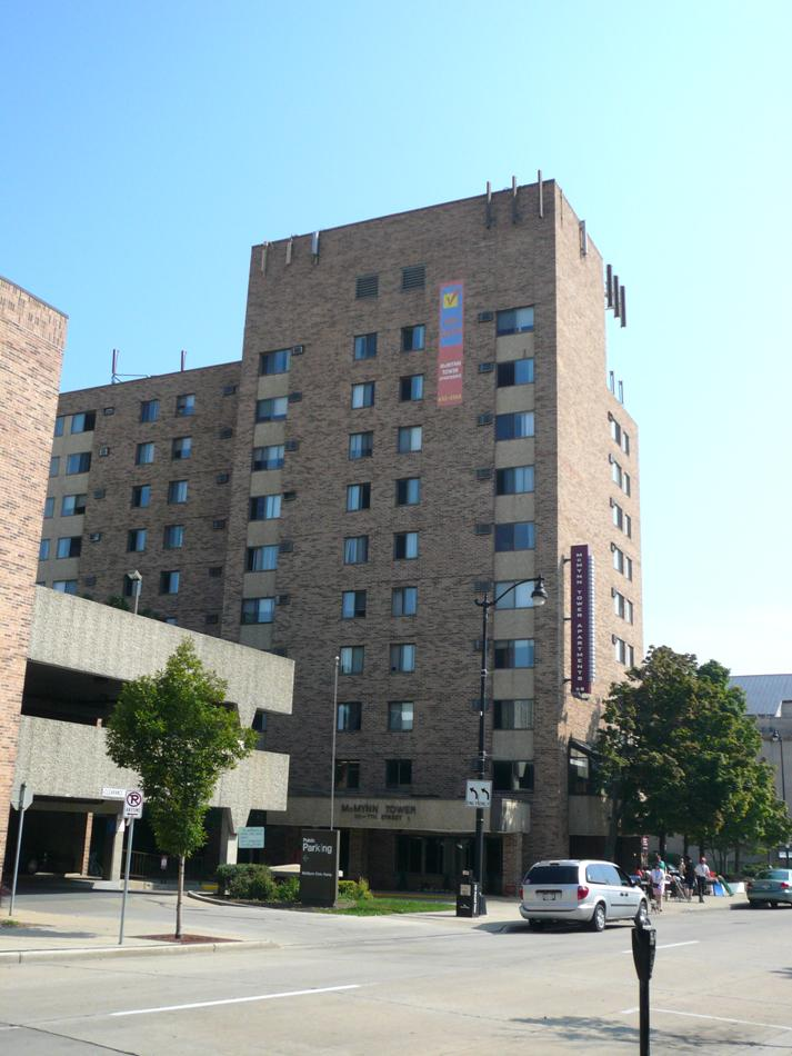 Mcmynn Tower Affordable Apartments 110 7th St Racine Wi