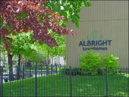 Albright Townhomes Aka Findley Place