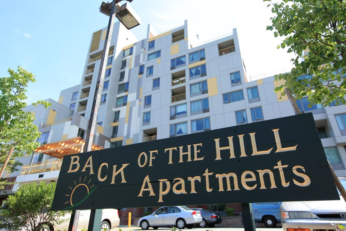 Back Of The Hill Apartments - Affordable Community