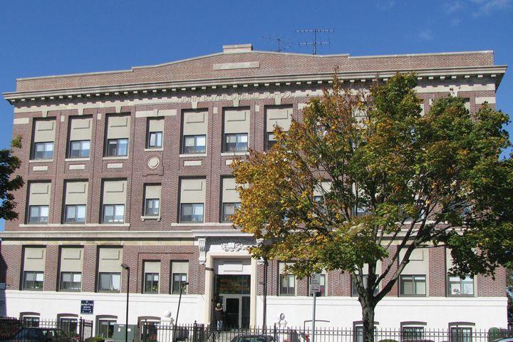 John Boyle O'Reilly Apartments