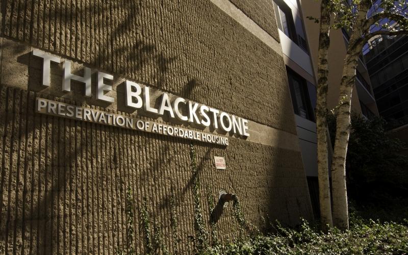 Blackstone Apartments