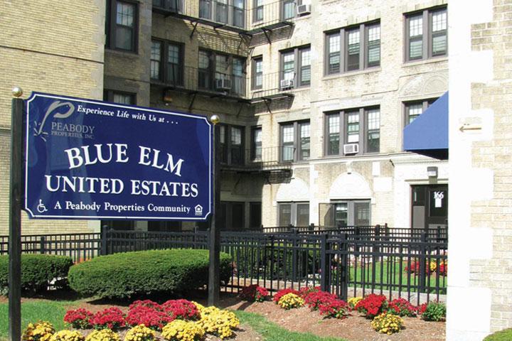 Blue Elm Hill (granite 3)