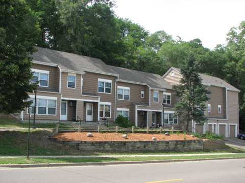 Camber Hills Townhomes