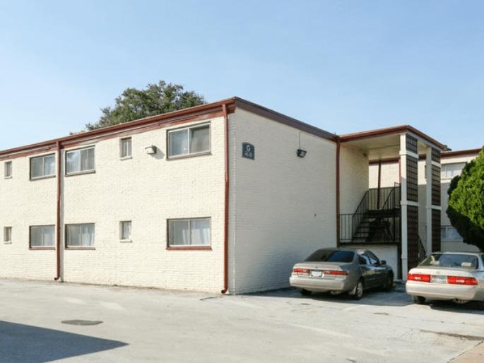 Bellfort Park Apartments