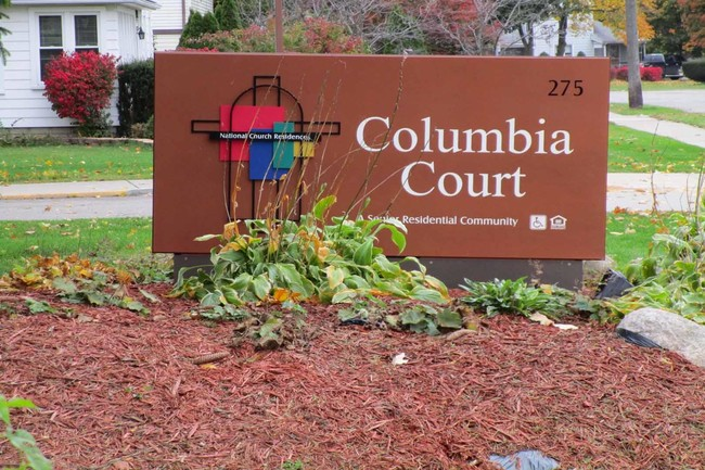 Columbia Court - Affordable Senior Housing
