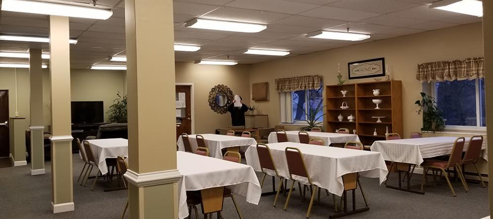 Barnesville Manor - Affordable Senior Housing