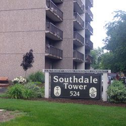 Southdale Tower in Anderson, IN Senior Apartments